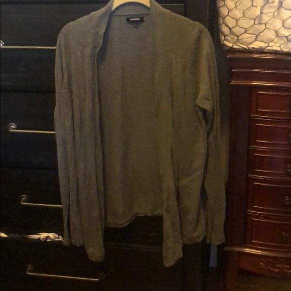Express Sweaters - Express Grey sweater